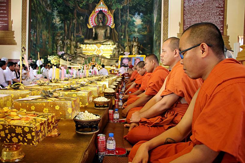 Pchum Ben Festival in Cambodia
